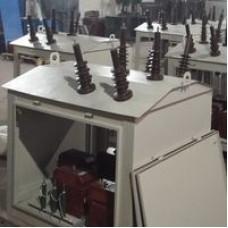 Пункт коммерческого учета электроэнергии ПКУ-(6)10 кВ 3ТТ-3ТН 0,5 У1