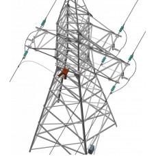 Пункт коммерческого учета электроэнергии ПКУ-35 кВ 0,5s 3ТТ-3ТН У1, открытое исполнение